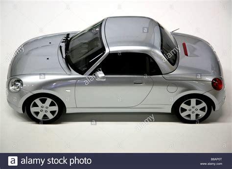 Daihatsu Copen Backgrounds by Model Car Stock Photos Model Car Stock Images Alamy