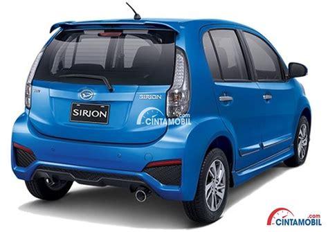 Gambar Mobil Daihatsu Sirion by Spesifikasi Daihatsu Sirion 2016