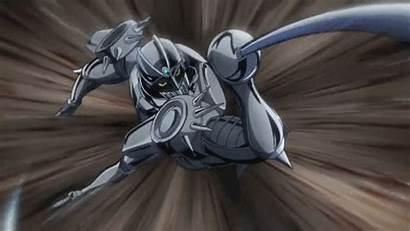 Chariot Jojo Silver Strike Polnareff Precise Jean