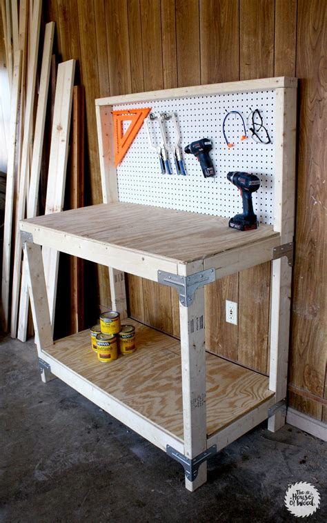 simpson strong tie workbench diy workbench woodworking