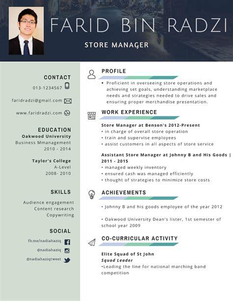 contoh resume terbaik lengkap dan terkini resume koleksi