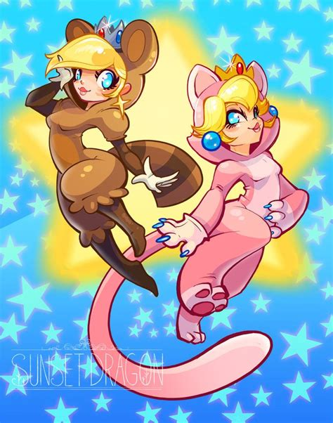 193 Best Peach And Rosalina Images On Pinterest Videogames