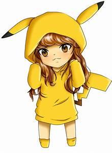 Pikachu Chibi by KimNatsuyaki on DeviantArt