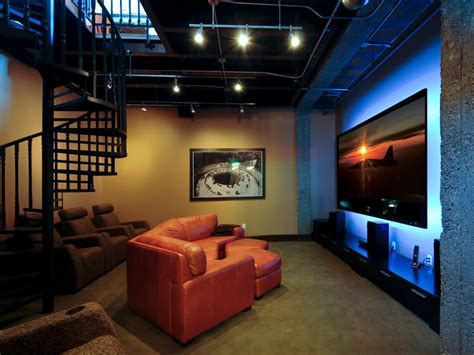Lighting Basement Design ? New Home Design : Cheap