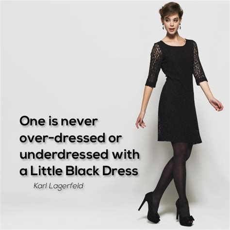 black dress quotes quotesgram