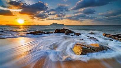 Indonesia Beach Kura Backiee Wallpapers Landscape