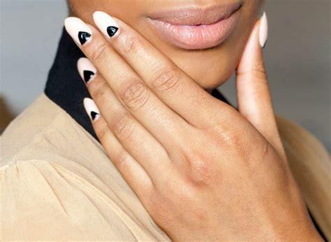 basics  nail shapes
