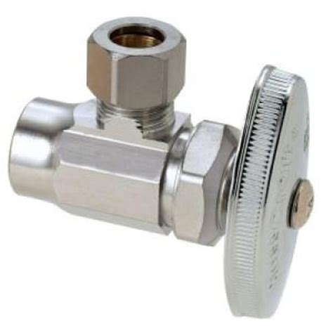 repair  leaking shutoff valve
