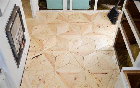 styling plywood flooring   home