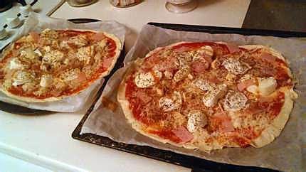 pate a pizza vite fait recette de pizza vite fait maison