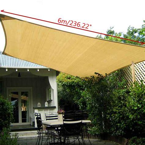 Garden Shade Canopy by Sun Sail Shade Garden Canopy Sun Awing Cover Waterproof