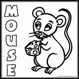 Mouse Coloring Pages Word Printables Animal Farm Results Printables4kids Popular sketch template