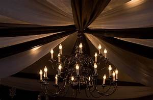 drapes ceiling With black ceiling drapes