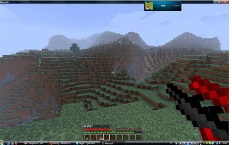 Paintball-Mod-Server Bitte die .Minecraft Datei