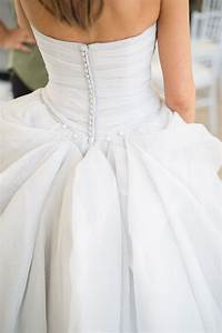 17 best wedding dress bustle images on pinterest love With bustle tulle wedding dress