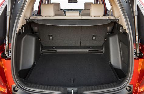 Crv Interior Space by 2019 Honda Cr V Passenger And Cargo Space Honda Of Santa