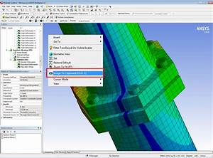 10 Useful New Features in ANSYS Mechanical 16 0 PADT