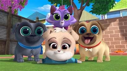 Pals Puppy Dog Disney Pup Junior Town