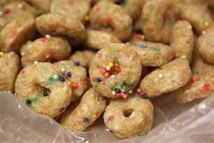 Captain Crunch Donut Cereal