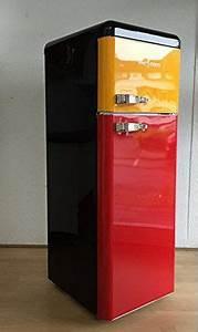 Kühl Gefrierkombi Rot : deutschland schwarz rot gold retro k hlschrank belgien schwarz gelb rot glanz belgien ~ Markanthonyermac.com Haus und Dekorationen