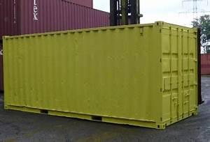 Container Gebraucht Hamburg : container 20 fu gebraucht neu lackiert ~ Markanthonyermac.com Haus und Dekorationen