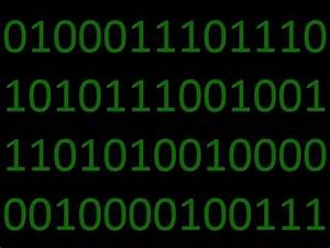 Understanding The Binary Numbering System