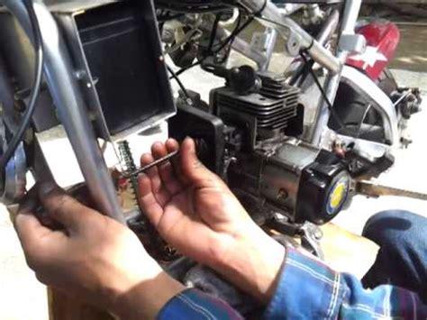 Cat Eye Pocket Bike Repair Youtube