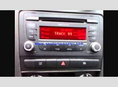 Audi A6 con interfaccia iPod, iPhone, USB, e Aux con