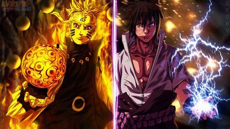 Naruto Vs Sasuke Wallpaper Download Free