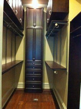 Small Narrow Closet Organization Ideas by Closet Organizers Page 5 Closet Narrow Closet