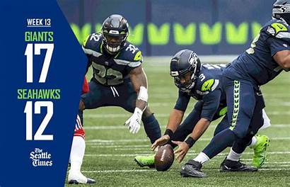 Seahawks Giants Seattle Vs Wilson Russell Days