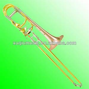 High Grade Contrabass Trombone / Brass Instrument - Buy ...