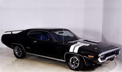 1971 Plymouth GTX | Volo Auto Museum