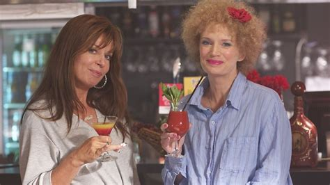 gina turner townsville sheer silliness from foxy ladies kath and kim the australian