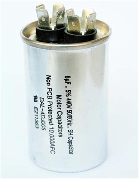 uf vac motor run capacitor dal dj west florida components