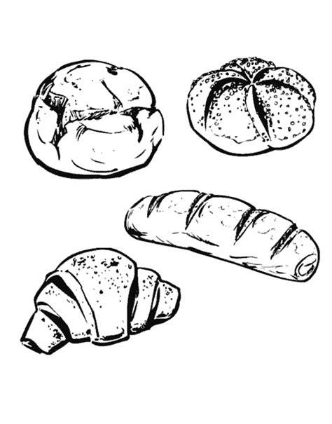 cuisine viennoise croissant en dessin