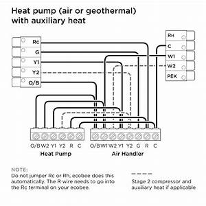 Ecobee Wiring Diagram