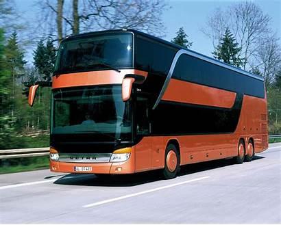 Bus Buses Setra Mercedes Computer Wallpapers Decker