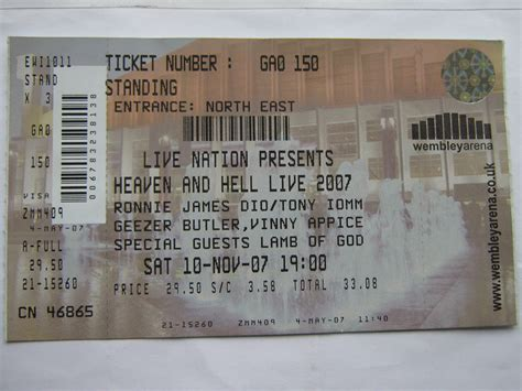 hell s kitchen tickets home of metal heaven and hell ticket