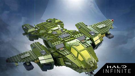 Mega Construx Halo Infinite Pelican Release Date & Pricing ...