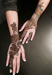 Eid Mehndi Designs 2017 - Sizzling Latest Henna Designs ...