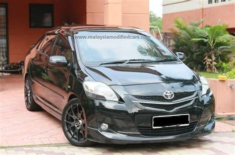 Vios Modified Club Pic 2017 by Modified Toyota Vios Sedan Also Called Belta Vitz Yaris