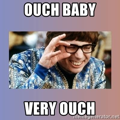 Ouch Meme - related keywords suggestions for ouch baby