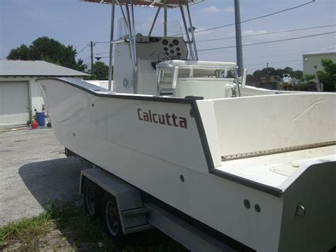 Calcutta Boats For Sale by Calcutta Catarmaran The Hull Boating And Fishing