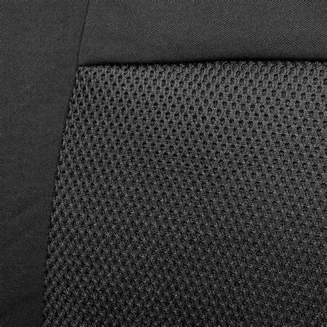 Kuschelwohnen Materialien Accessoires by Black Mesh Car Seat Covers Cloth Fabric Set Auto