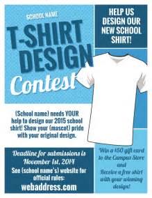 design competition t shirt design contest maketing flyers inksoft