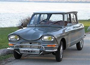 Citroën Ami 6 : ooh la la 1965 citroen ami 6 berline bring a trailer ~ Medecine-chirurgie-esthetiques.com Avis de Voitures