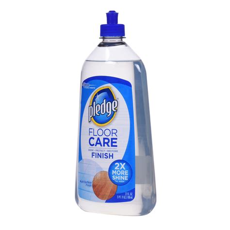 pledge floor care finish multi surface finish shine protect restore 27 oz ebay