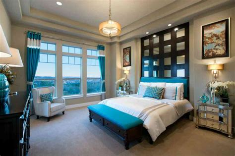 Decorating Ideas For Bedroom With Teal Walls by Teal Bedroom Designs Decor Ideasdecor Ideas