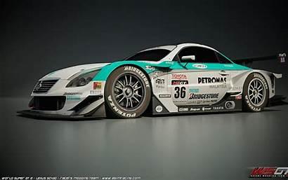 Super Lexus Gt Sc430 Wallpapers Race Cars